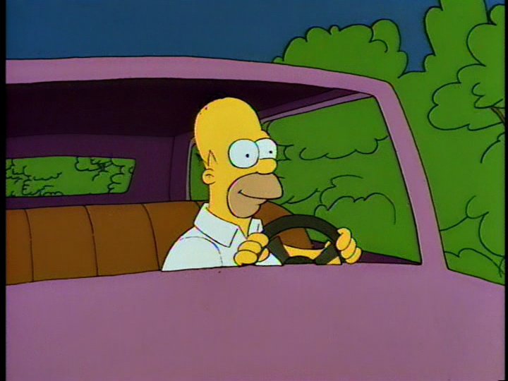 HomerDrivingEarlyS2.png