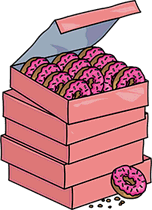 Stack of 60 Donuts.png