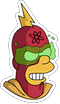 Tapped Out Radioactive Man Statue Icon.png