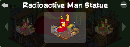 Tapped Out Radioactive Man Statue Skin.png