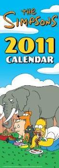 The Simpsons 2011 Calendar.jpg
