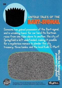 B8 Untold Tales of the Bart-Signal (Skybox 1994) back.jpg