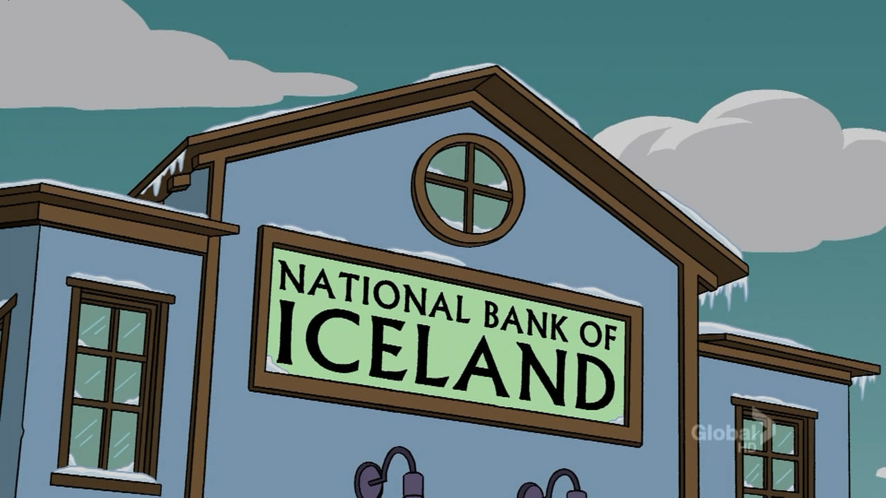 National Bank Of Iceland Png
