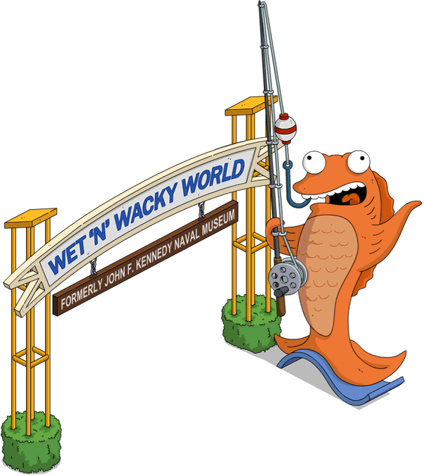 Wet 'N' Wacky World Sign.png