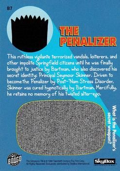 B7 The Penalizer (Skybox 1994) back.jpg