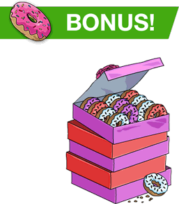 Stack of 60 Valentine Donuts.png