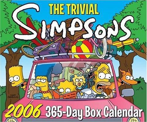 The Trivial Simpsons 2006 365-Day Box Calendar.jpg