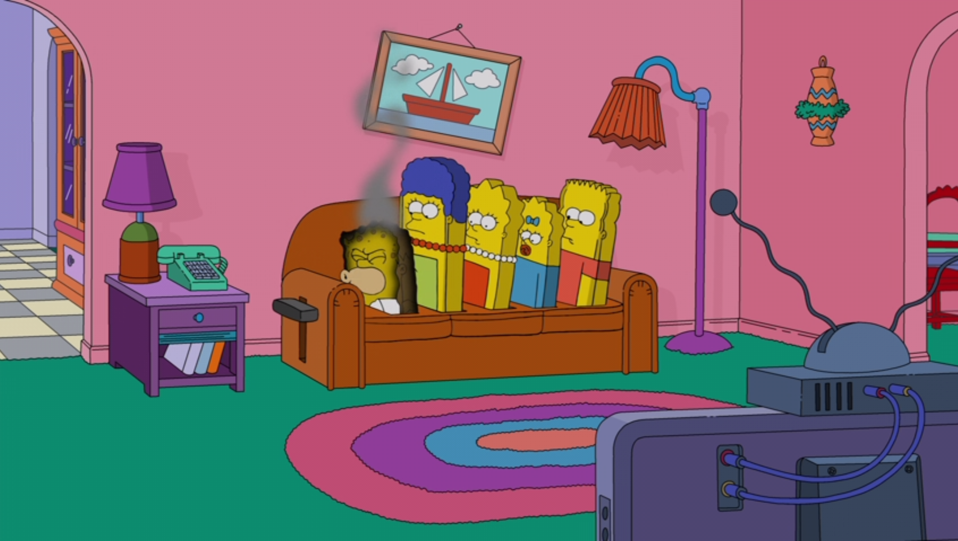 From Russia Without Love Couch Gag.png
