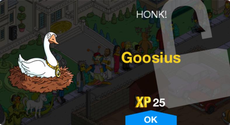 Goosius Unlock.png
