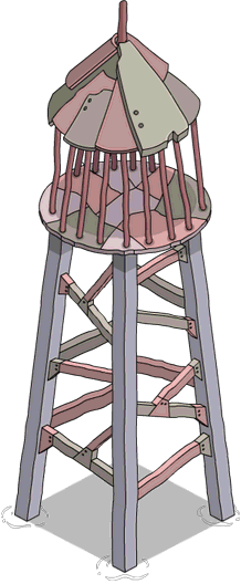 Tapped Out Aqua World Prison Tower.png