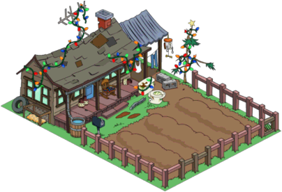 Tapped Out Cletus's Farm decorated.png