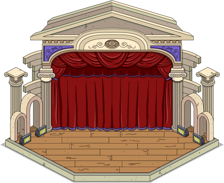 Tapped Out Outdoor opera stage.png