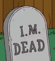 Gravestones Wikisimpsons The Simpsons Wiki
