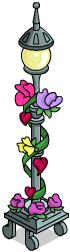 Tapped Out Lovely Lampost.png
