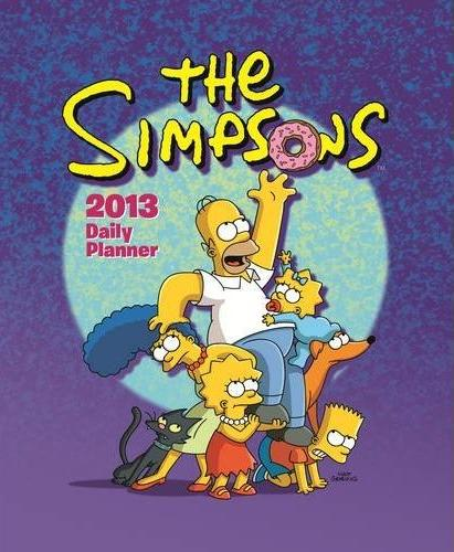 The Simpsons 2013 Daily Planner.jpg