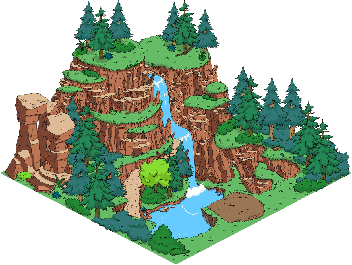 TSTO Springfield National Park.png