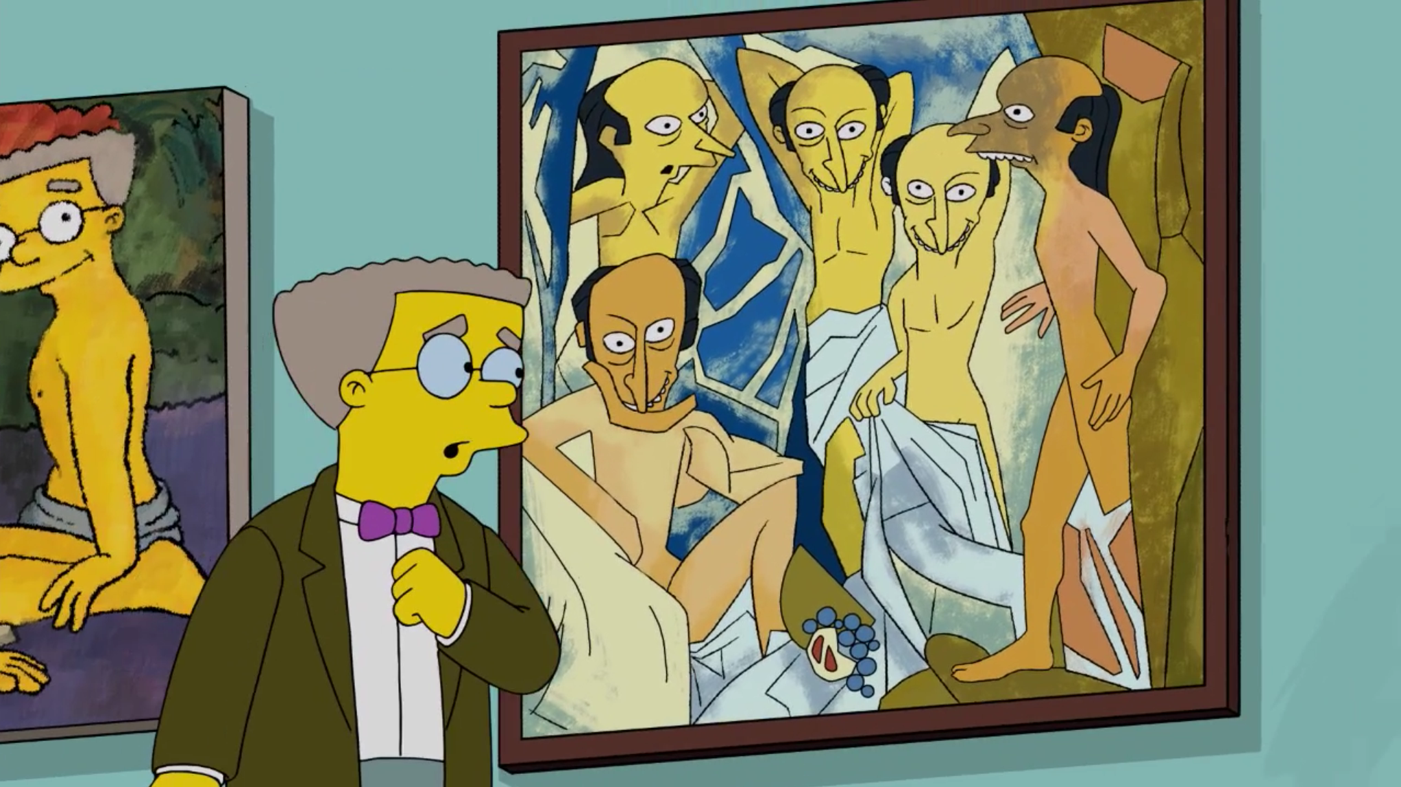 The Burns Cage - Mr. Burns Nude Paint 2.png