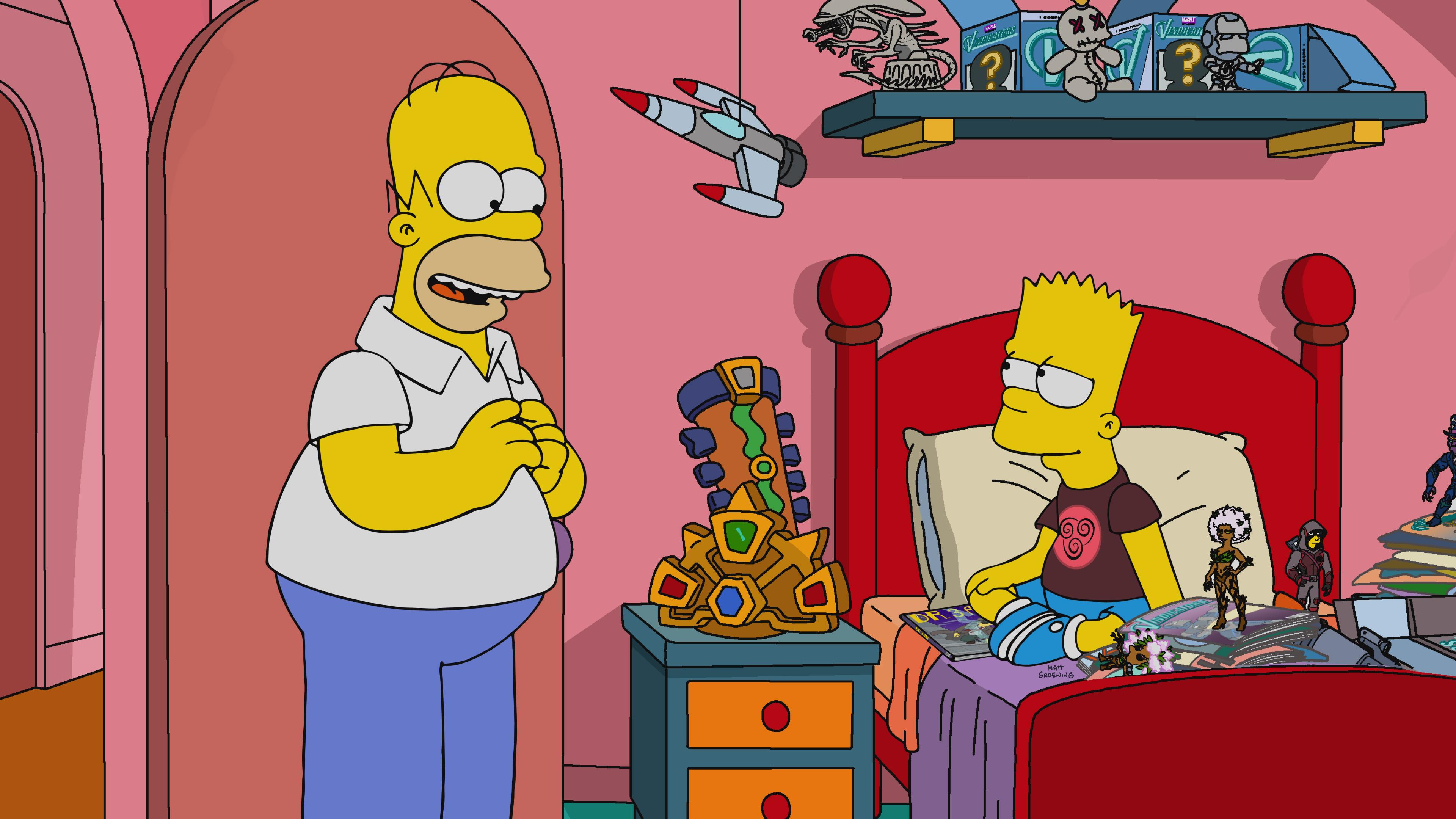 Guest stars - The Springfield Shopper