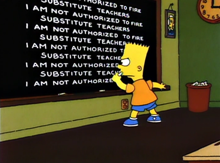 Homer the Vigilante - chalkboard gag.png