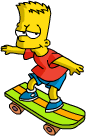 Tapped Out Bart Skateboard.png