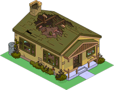 Tapped Out Destroyed Brown House.png