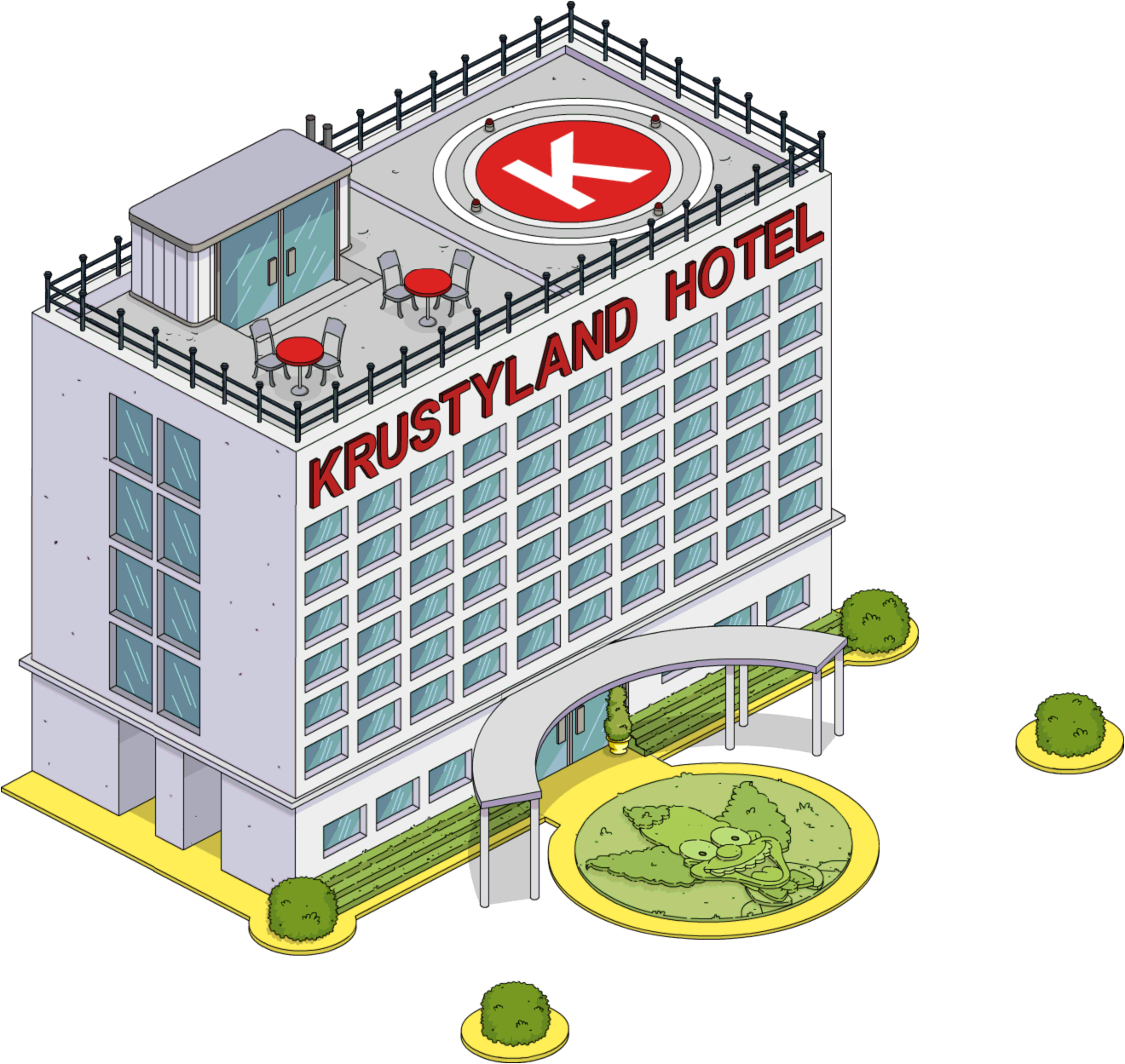 Tapped Out Krustyland Hotel.png