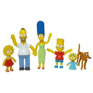 Bendables Simpson family.jpg