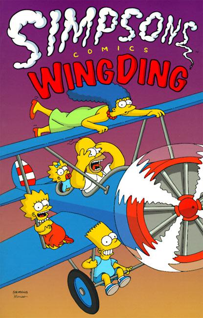 Simpsons Comics Wingding .JPEG