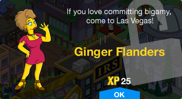 Tapped Out Ginger Flanders Unlock.png