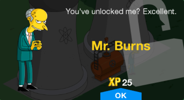Tapped Out Mr. Burns New Character.png