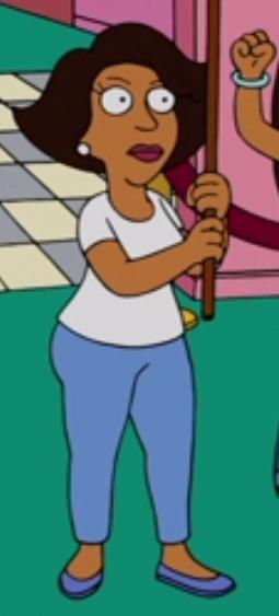 Donna Die Cleveland-Show Donna Tubbs