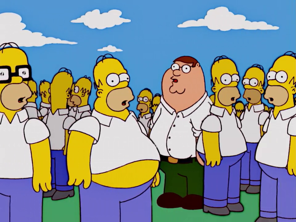 Homer's clones - Peter Griffin.png