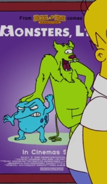 Monsters Ltd Wikisimpsons The Simpsons Wiki