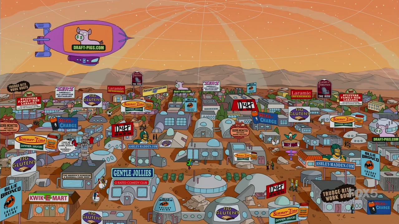 The Marge-ian Chronicles Game of Thrones Mars Colony.png