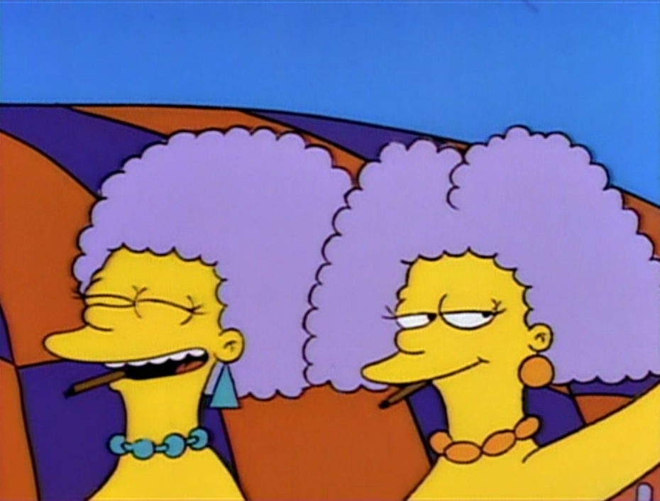 Bart's Inner Child pattyselma.png