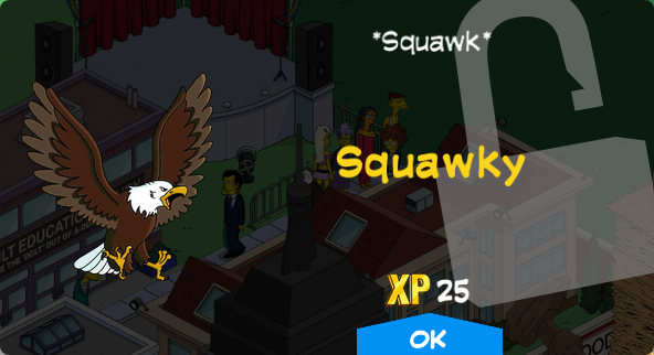 Squawky Unlock.png