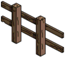 Tapped Out Boardwalk Fence 3.png