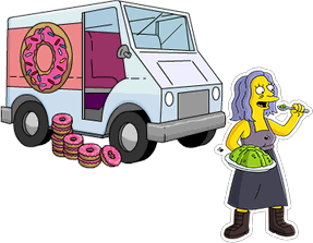 Truckload of 300 Donuts and Maw Spuckler.png