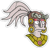 Tapped Out Mayan God Icon.png