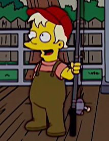 Jimmy - Wikisimpsons, the Simpsons Wiki