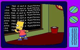 Bart's House of Weirdness chalkboard 4.png
