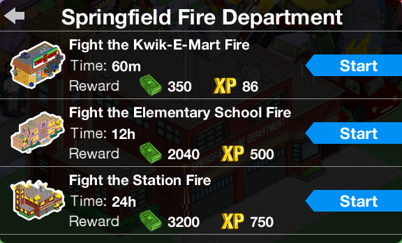 Springfield Fire Department Menu.png