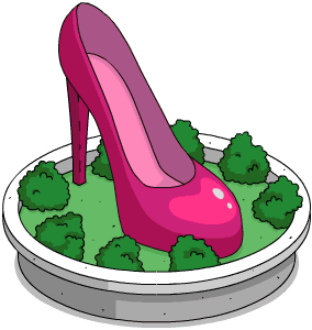 Tapped Out Stiletto Sculpture.png