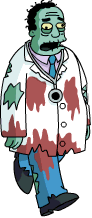 Tapped Out Dr. Hibbert Zombie.png