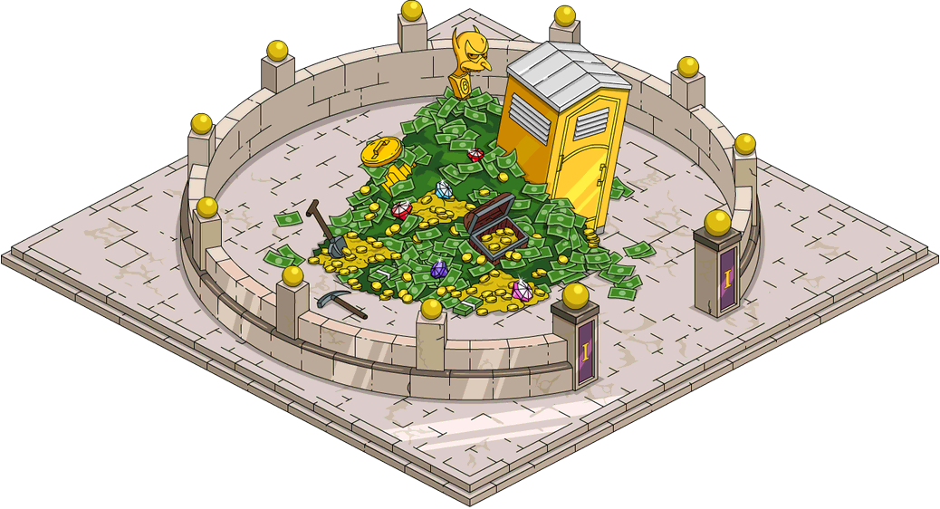 Tapped Out Money Mountain 0.png