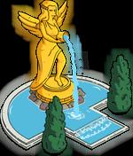 Mansion Gardens Statue.png