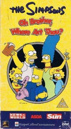 Oh Brother, Where Art Thou VHS.jpg
