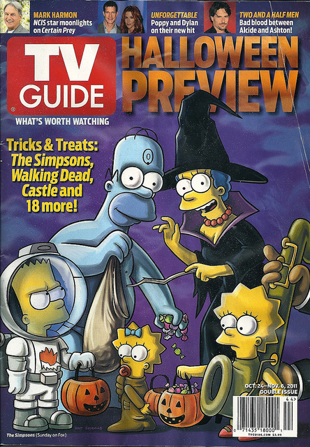 TV Guide The Simpsons October 2011.png