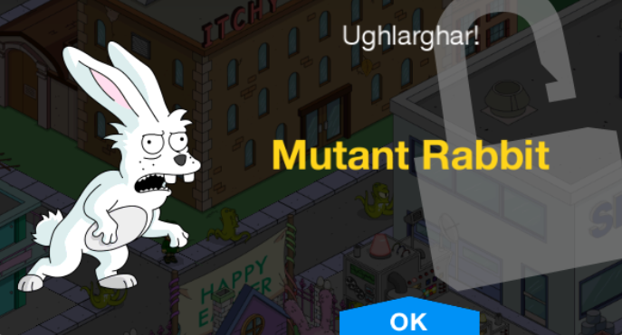 Tapped Out Mutant Rabbit New Character.png