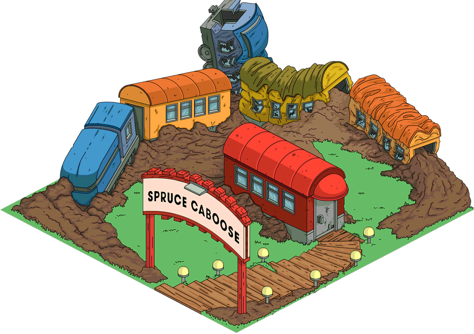 Tapped Out Spruce Caboose.png